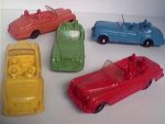 Original Tomte cars