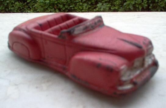 Old ARCO Rubber car 1945-50