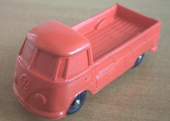 Tomte 1 VW Pick Up