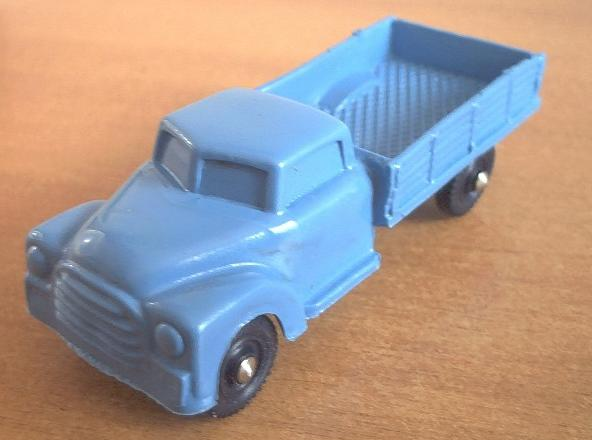 Tomte 7 Camion Chevrolet
