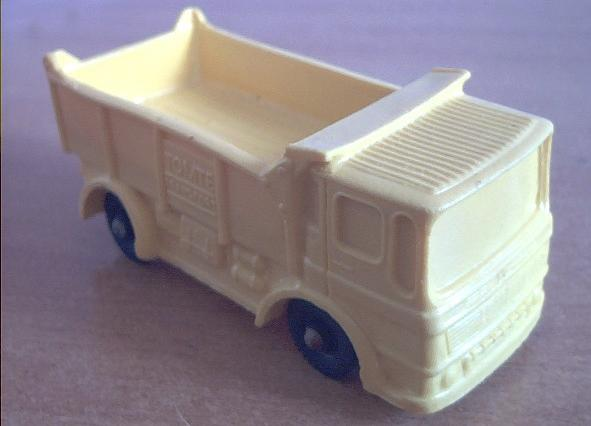 Tomte 26 Camion spazzatura Leyland